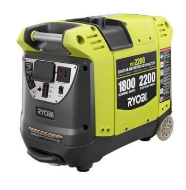 ryobi2200 Ryobi 2200 digitalni inverter generator