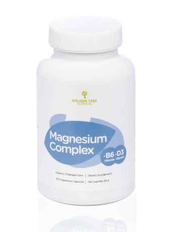 magnezij 1 Dugolančani polisaharid