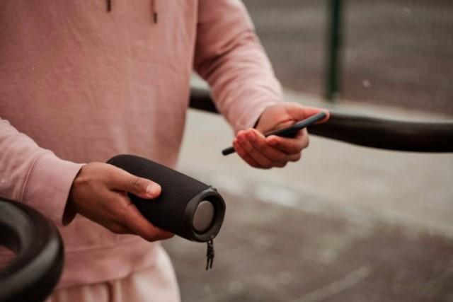 Bluetooth zvucnik Oslobađanje ograničenja uz Bluetooth zvučnik