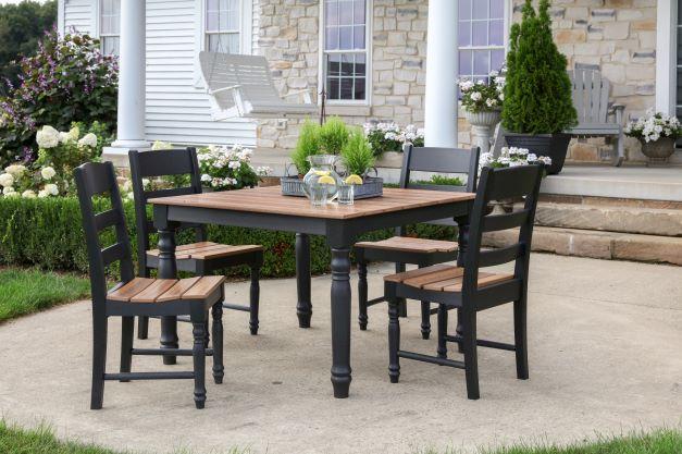 vrtnih stolova 1 Vrtni stolovi kao središnji dio vrta